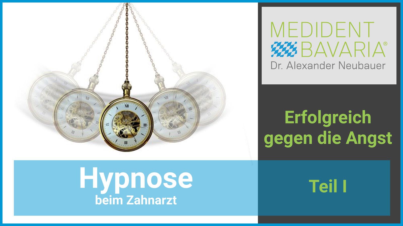 Hypnose beim Zahnarzt – erfolgreich gegen die Angst! Teil 1