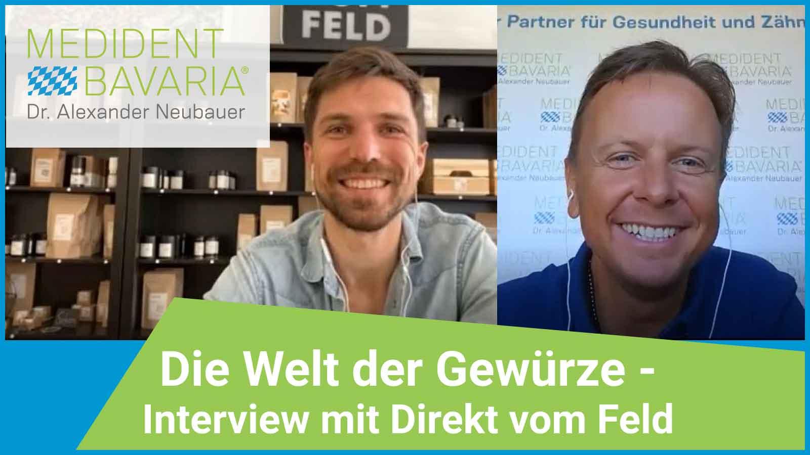 Die Welt der Gewürze- Interview mit Direkt vom Feld