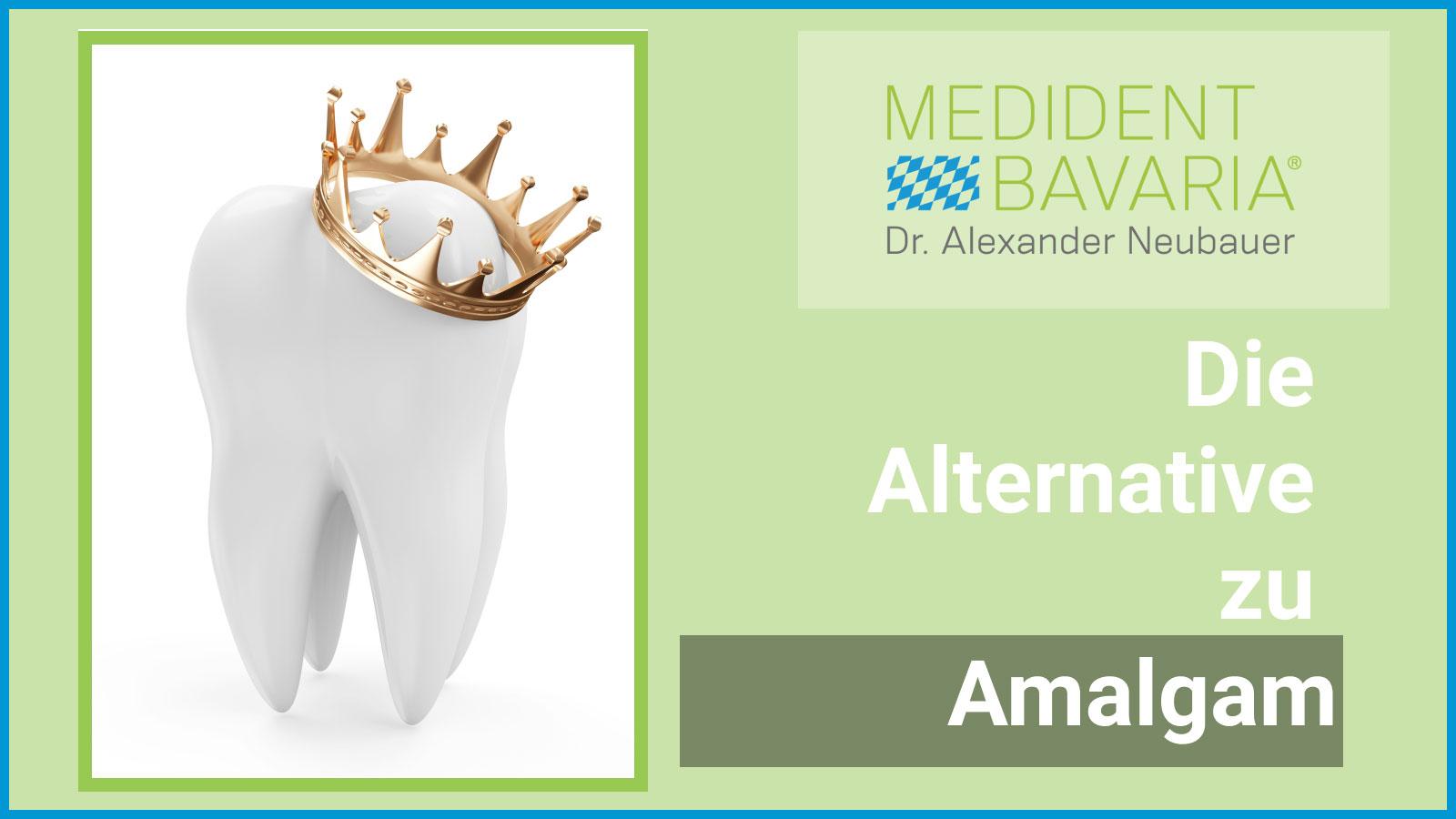 Alternativen zu Amalgam - weiß und gesund, statt schwarz und giftig!