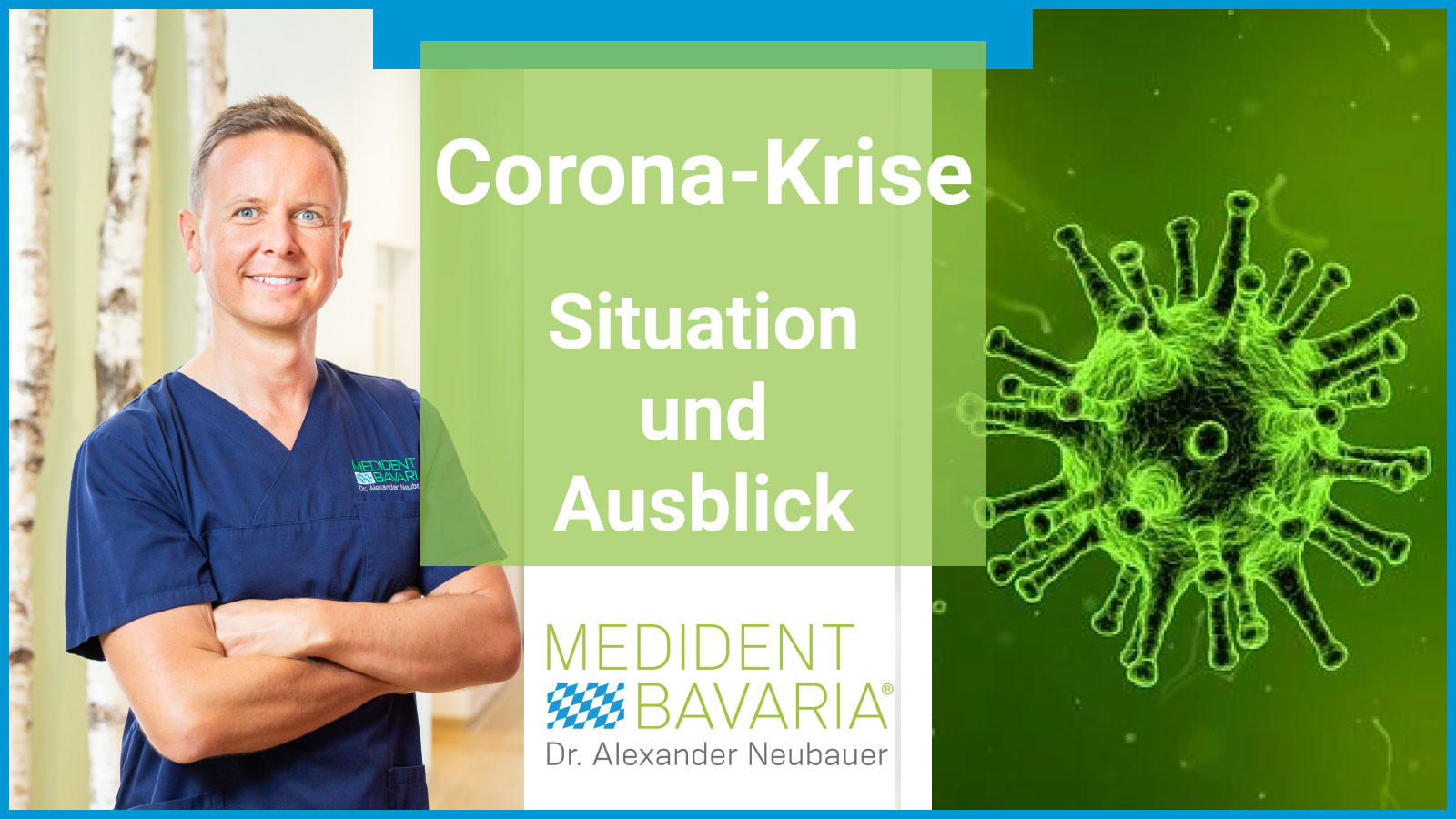 Sonderfolge: Corona Krise - aktueller Situationsbericht und Ausblick!