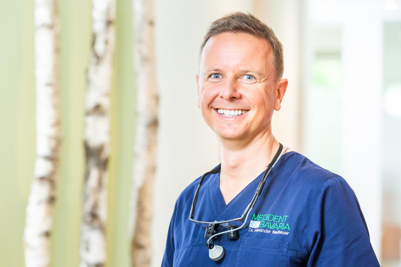 Dr. Alexander Neubauer